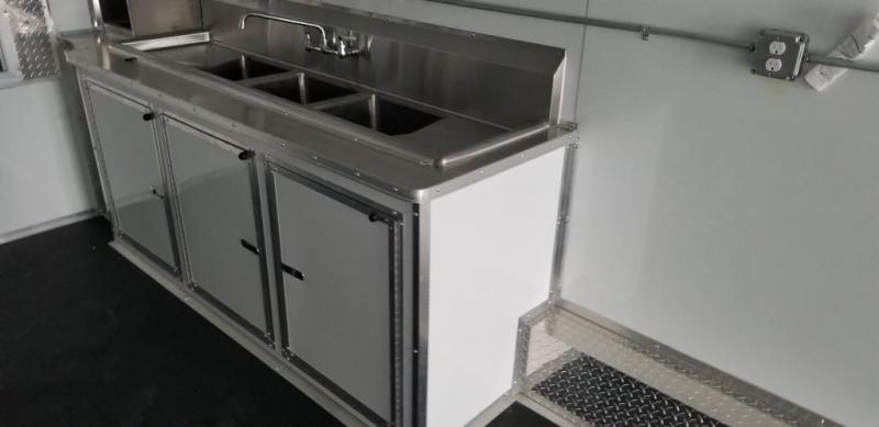 2019 Other 8.5X24 CONCESSION Vending / Concession Trailer