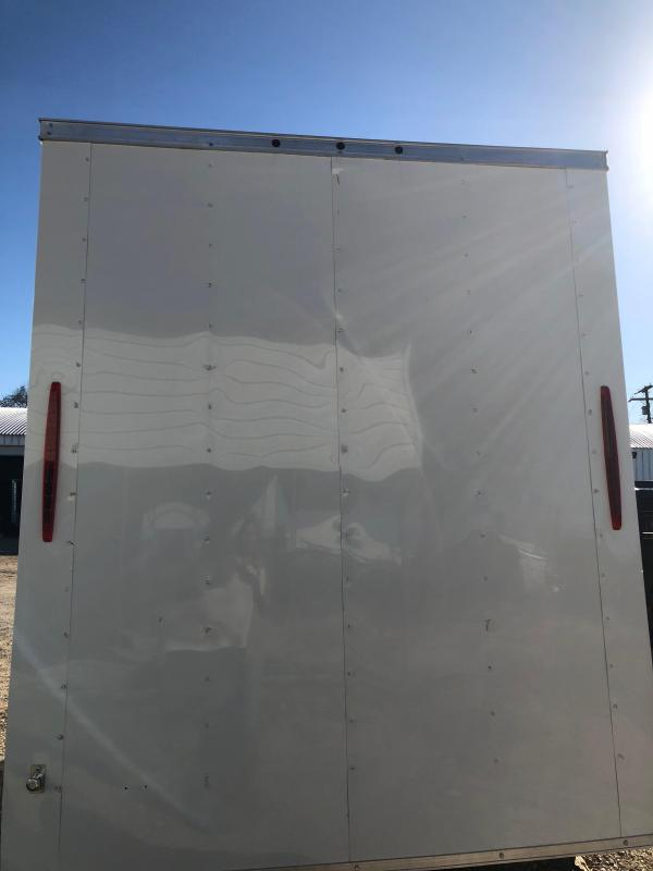 2019 6x10 enclosed Vending / Concession Trailer