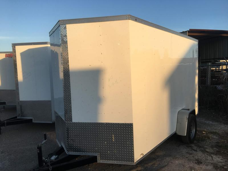 2019 6X12SA Enclosed Cargo Trailer in Ashburn, VA