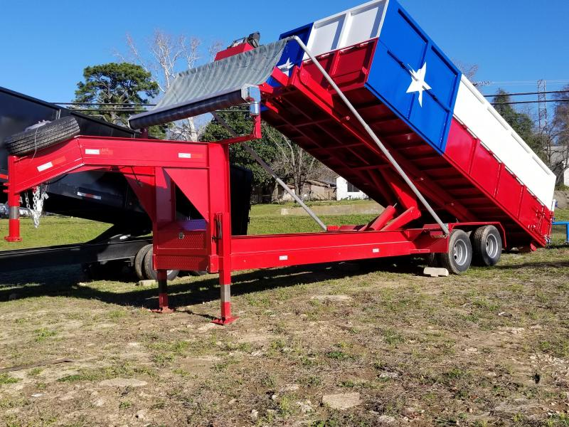 2019 Salvation Trailers TEXAS HAULER Dump Trailer in Ashburn, VA