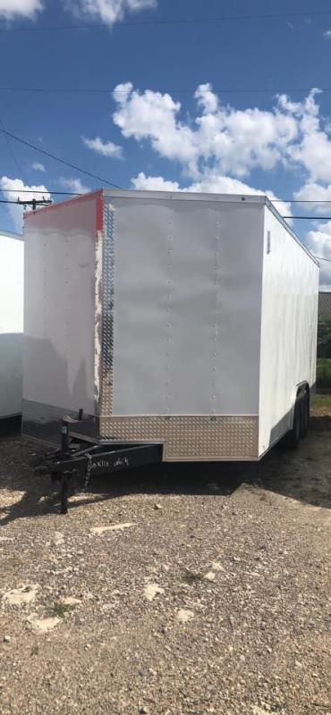 2019 Other 8.5X20 ENCLOSED Enclosed Cargo Trailer