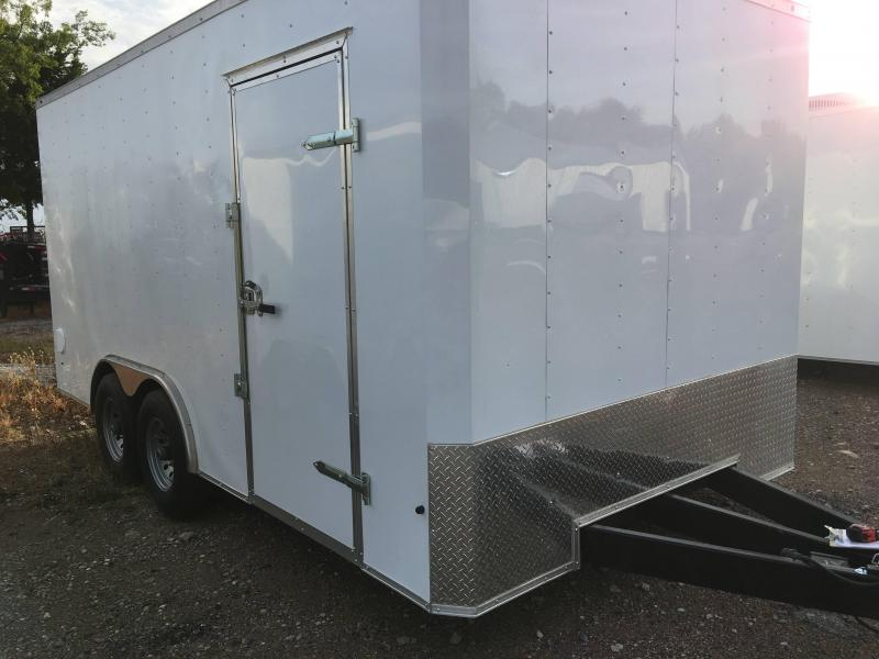 2018 8.5X16TA Enclosed Cargo Trailer in Ashburn, VA
