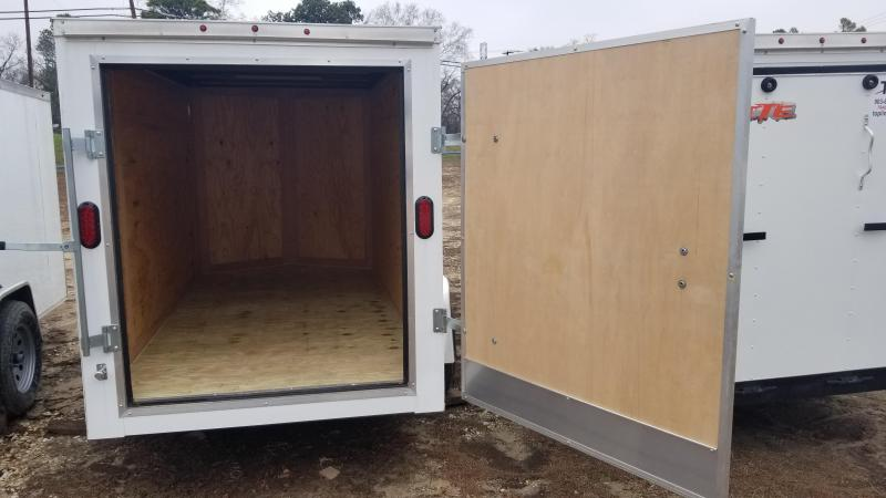 2018 Salvation Trailers 5X10 Enclosed Cargo Trailer