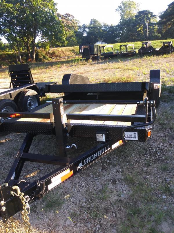 2019 Norstar 83X20 Equipment Tilt Trailer in Bradley, AR