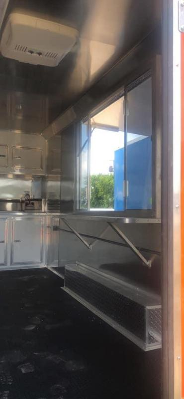 2020 Other 8.5x16 FOOD CONCESSION TRAILER Vending / Concession Trailer