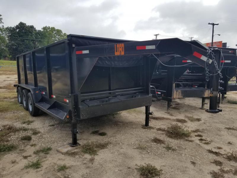 2018 Salvation Trailers 7X20 Dump Trailer in Ashburn, VA