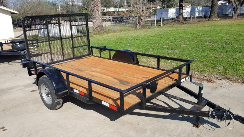2018 Salvation Trailers 6X10 Utility Trailer