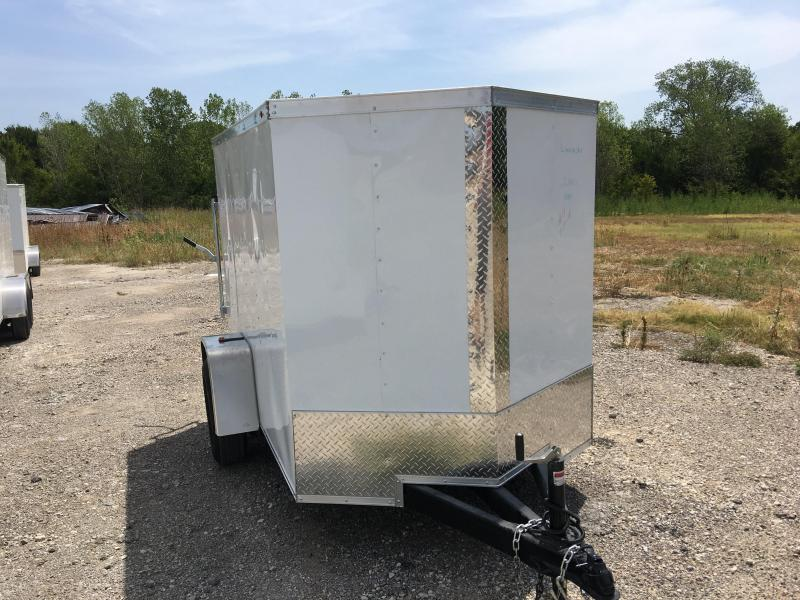 2019 5X8SA Enclosed Cargo Trailer in Ashburn, VA