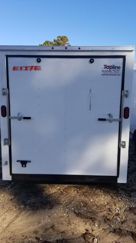 2018 Salvation Trailers 7X14 Enclosed Cargo Trailer