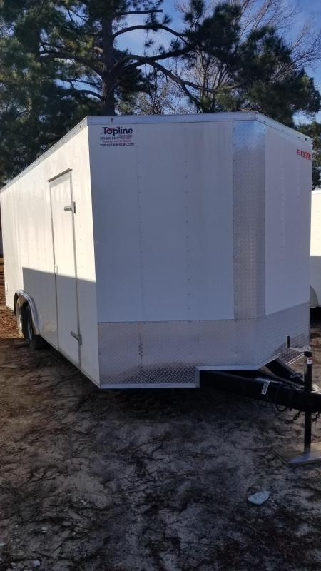 2019 Salvation Trailers 8.5X20 Enclosed Cargo Trailer in Ashburn, VA
