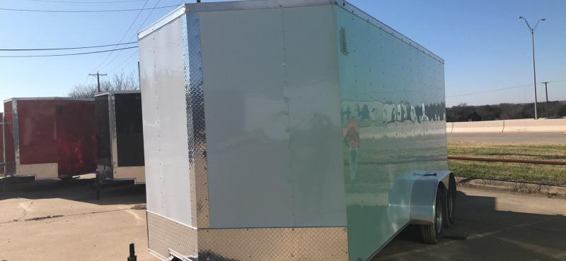2019  7x16 cargo Enclosed Cargo Trailer