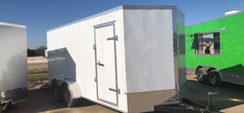 2019  7x16 cargo Enclosed Cargo Trailer in Ashburn, VA