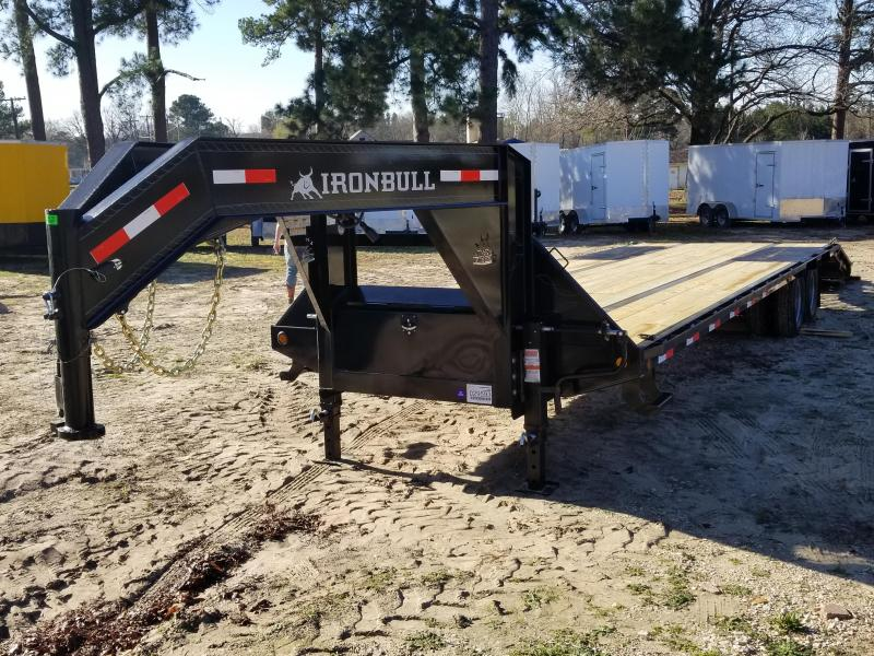 2019 Norstar IRONBULL Equipment Trailer in Buckner, AR
