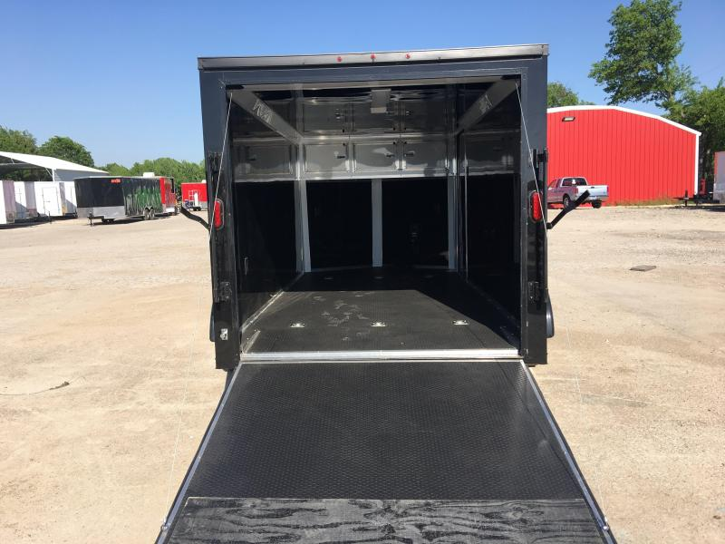 2018 7X14TA Motorcycle ATV Trailer