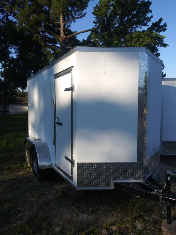 2019 Salvation Trailers enclosed Enclosed Cargo Trailer