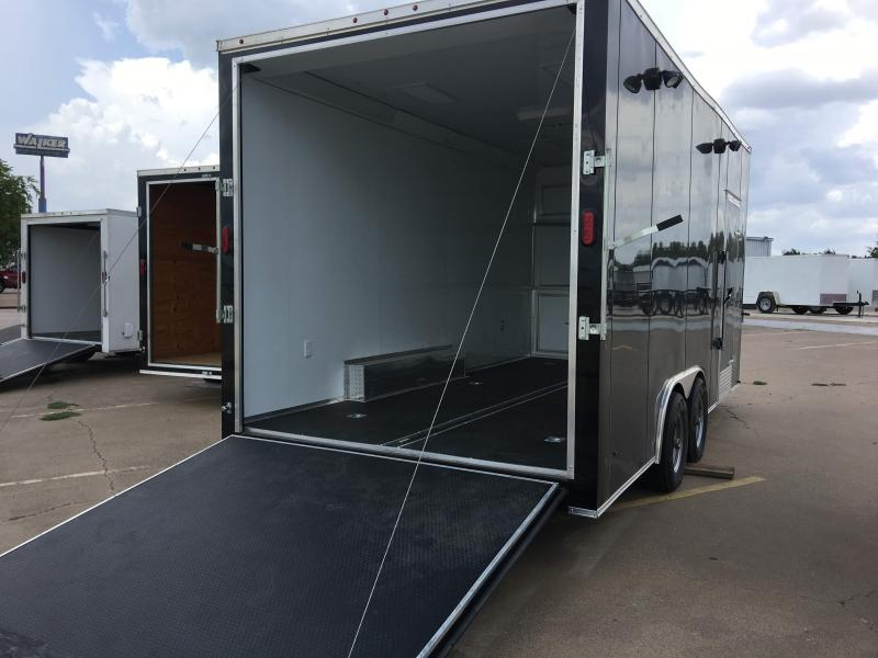 2018 8.5X16TA Motorcycle or Toy Trailer