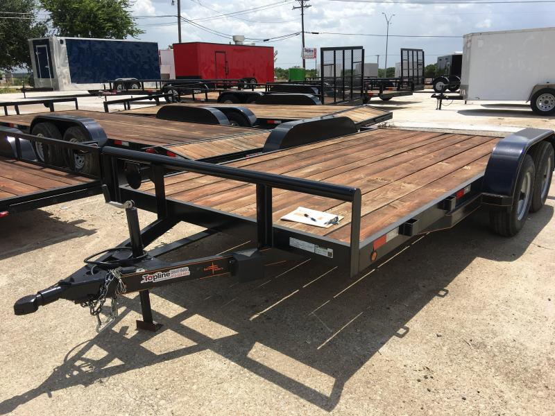 2018 83X16TA Car / Racing Trailer in Ashburn, VA