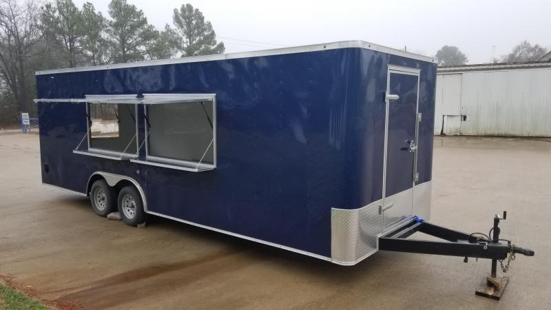 2018 8.5X24 Vending / Concession Trailer in Ashburn, VA