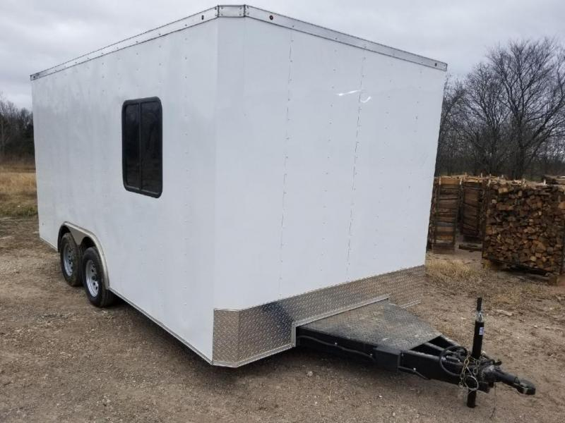 2019 Other 8.5X16 OFFICE TRAILER Enclosed Cargo Trailer
