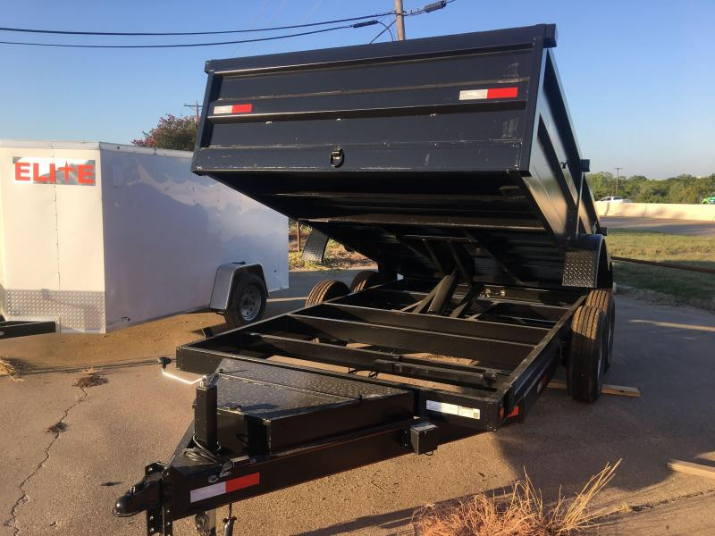 2019 7X14TA Dump Trailer in Ashburn, VA