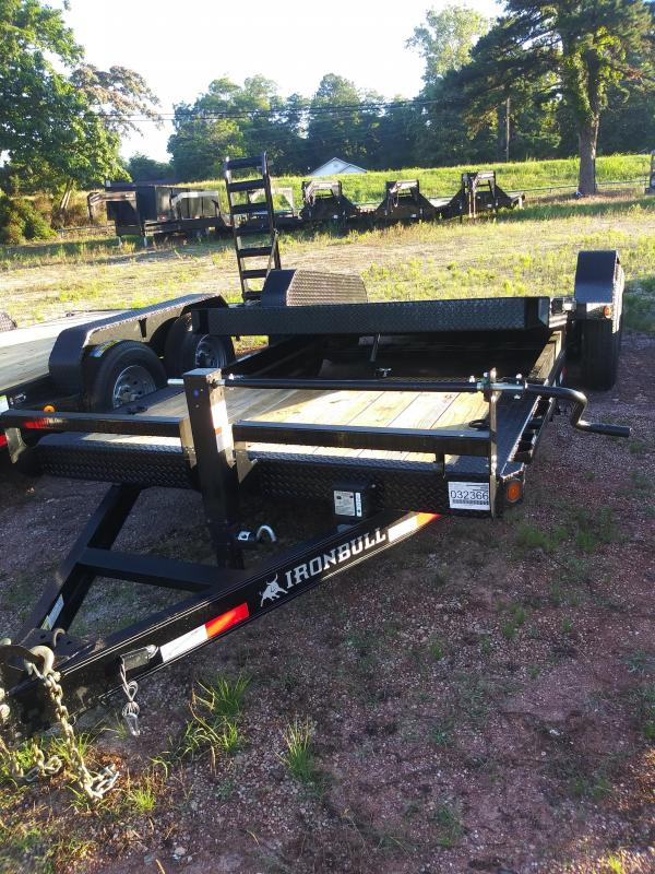 2019 Norstar 83X20 Equipment Tilt Trailer