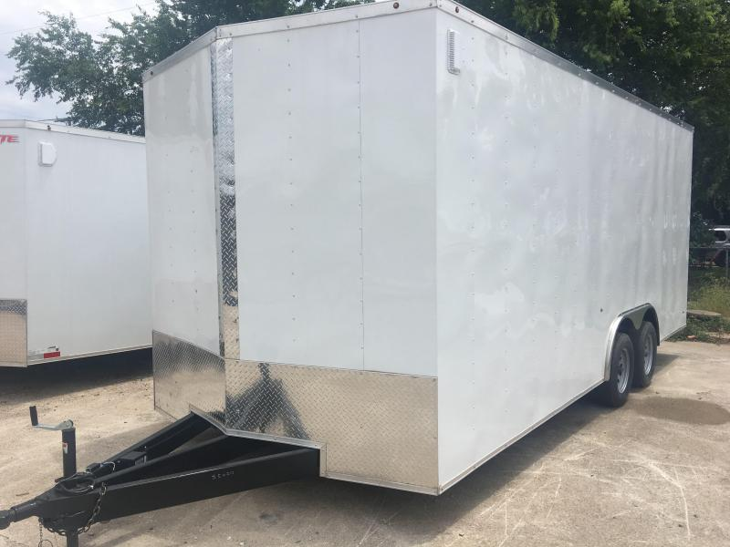 2019 8.5X20TA Enclosed Cargo Trailer