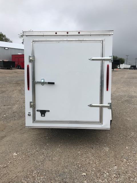 2019 Salvation Trailers 5X10 Enclosed Cargo Trailer