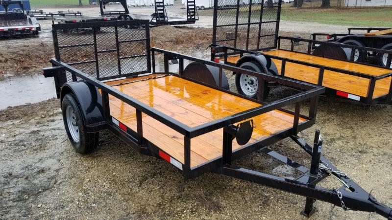 2018 Salvation Trailers 5X10 Utility Trailer