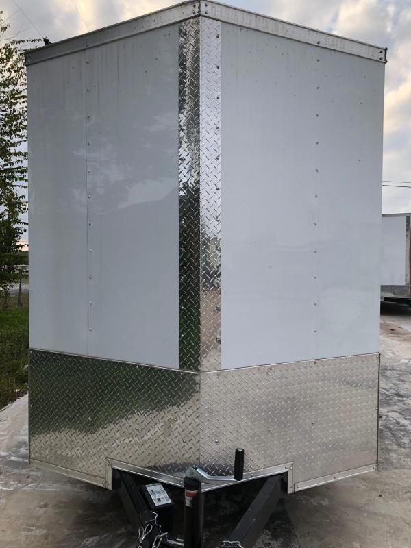 2019  7x14 enclosed Enclosed Cargo Trailer