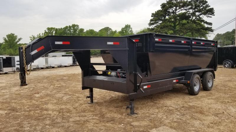 2018 Salvation Trailers 83X16 Dump Trailer in Ashburn, VA
