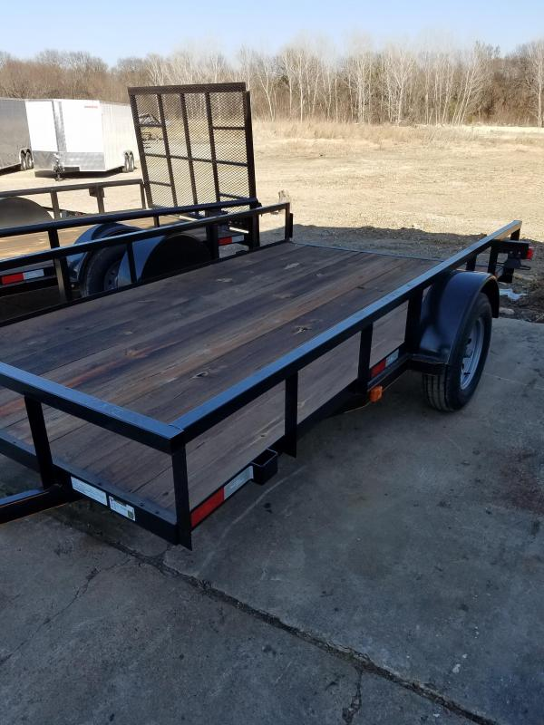 2018 Salvation Trailers 12 x 77 utility Utility Trailer