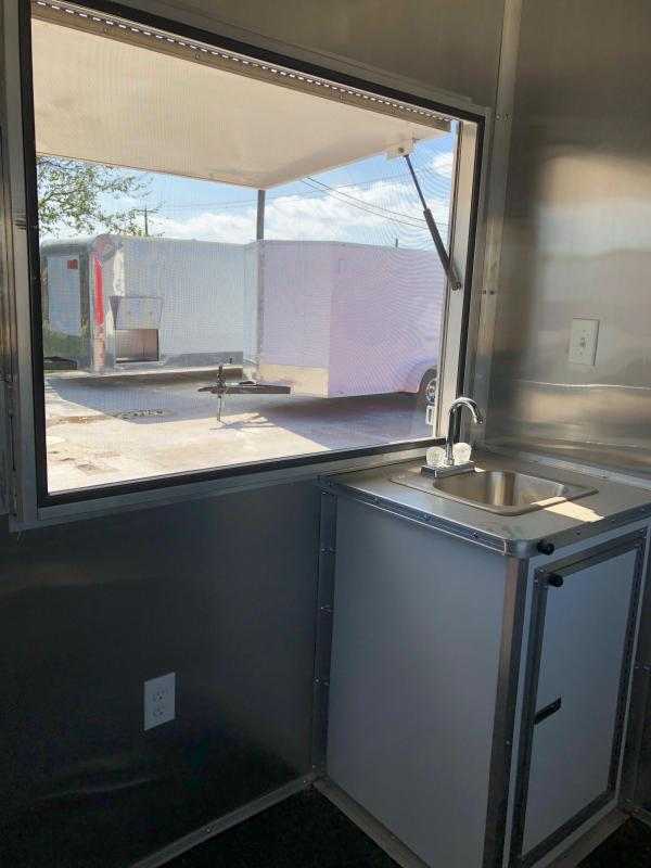 2019 Other 8.5x28 Vending / Concession Trailer