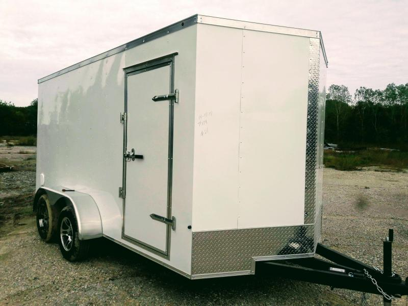 2019 7X14TA Enclosed Cargo Trailer