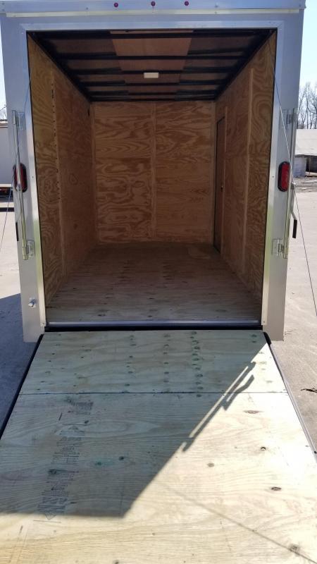 2018 Salvation Trailers 6X12 Enclosed Cargo Trailer