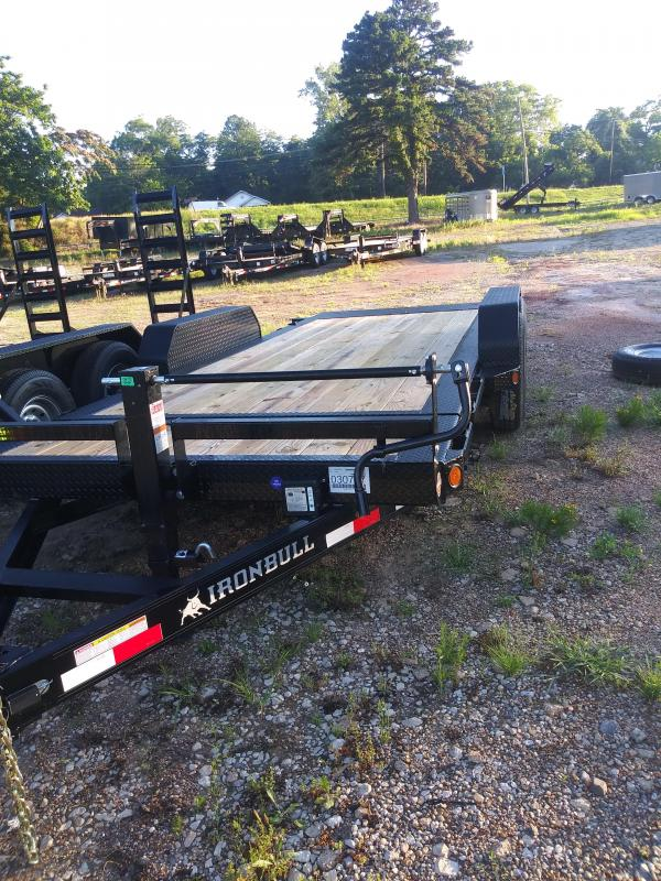 2019 Norstar Tilt Equipment Trailer