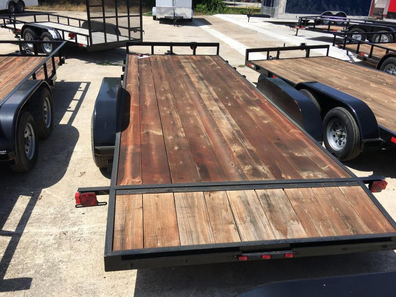 2018 83X20TA Car / Racing Trailer
