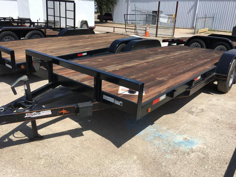 2018 83X20TA Car / Racing Trailer in Ashburn, VA