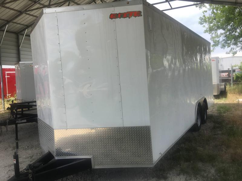 Rental 8.5X20TA Cargo Trailer