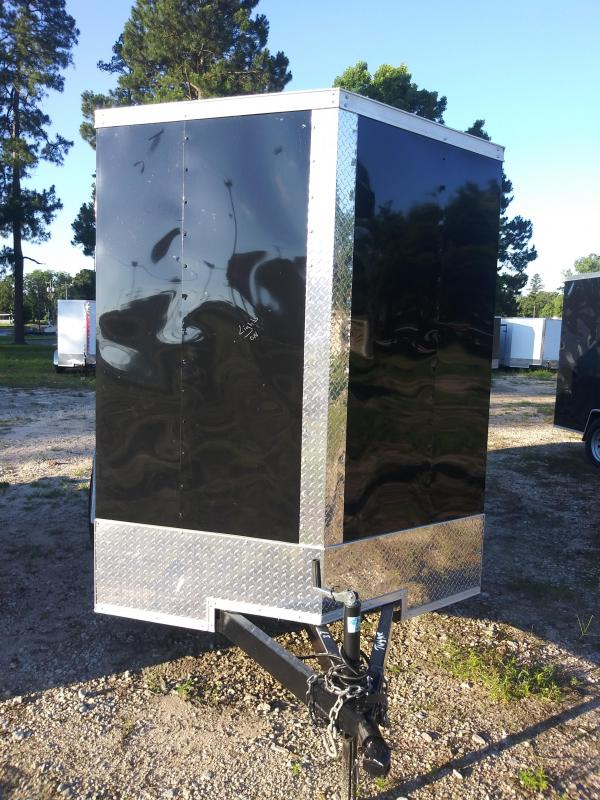 2019 Salvation Trailers cargo Enclosed Cargo Trailer