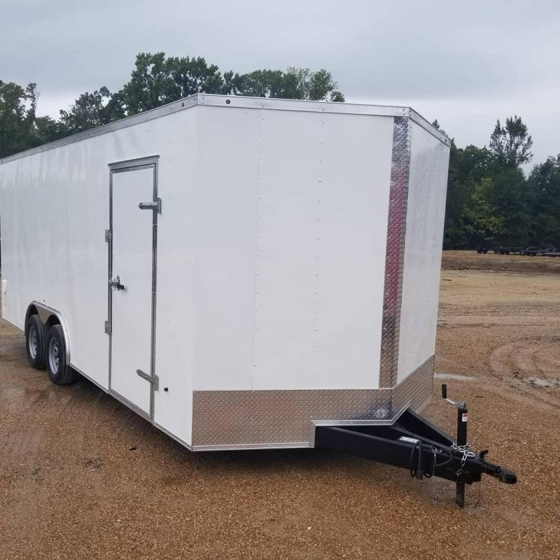 2018 Salvation Trailers 8.5x20 Enclosed Cargo Trailer in Ashburn, VA
