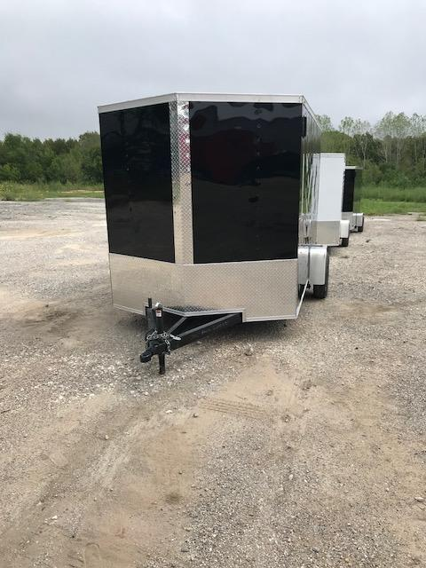 2019 Salvation Trailers 7x12 Enclosed Cargo Trailer