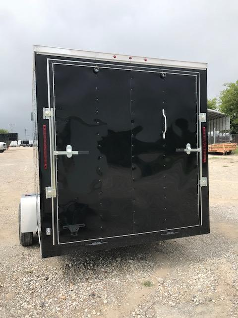 2019 Salvation Trailers 7x12 Enclosed Cargo Trailer