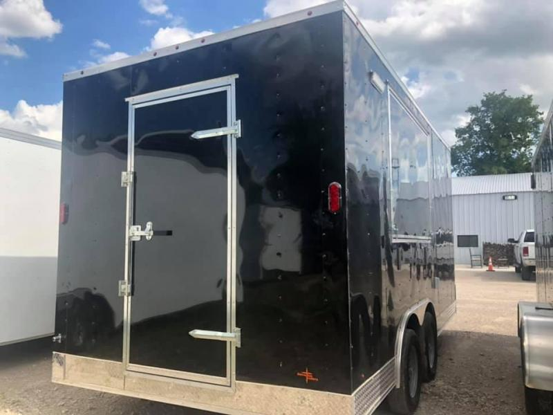 2019 Salvation Food trailer 8.5x16 Vending / Concession Trailer