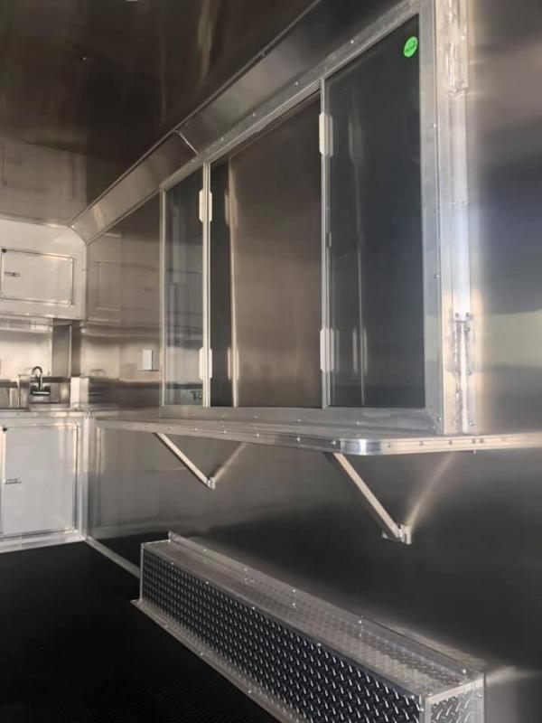 2019 Salvation Food trailer 8.5x16 Vending / Concession Trailer