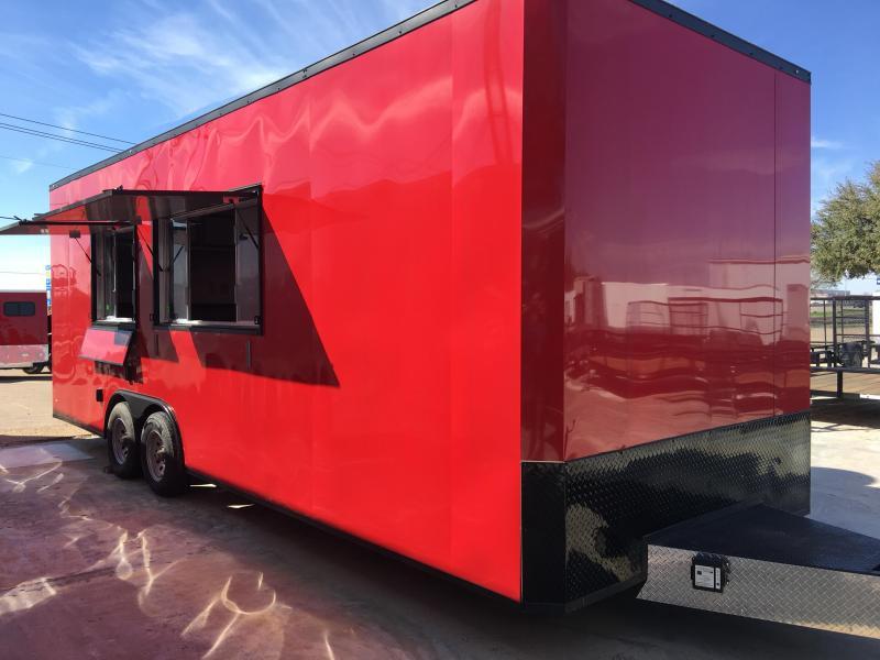 2018 Concession Trailer 8.5x24TA in Ashburn, VA