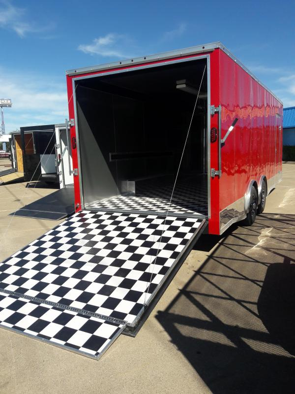 2018 8.5x24 Race Car Trailer Enclosed in Ashburn, VA