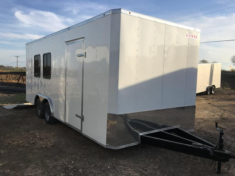 2018 Salvation 8.5X20TA Office Trailer