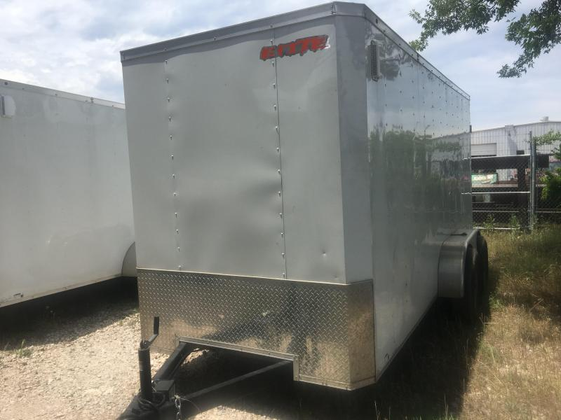 Rental 6X16TA Cargo Trailer
