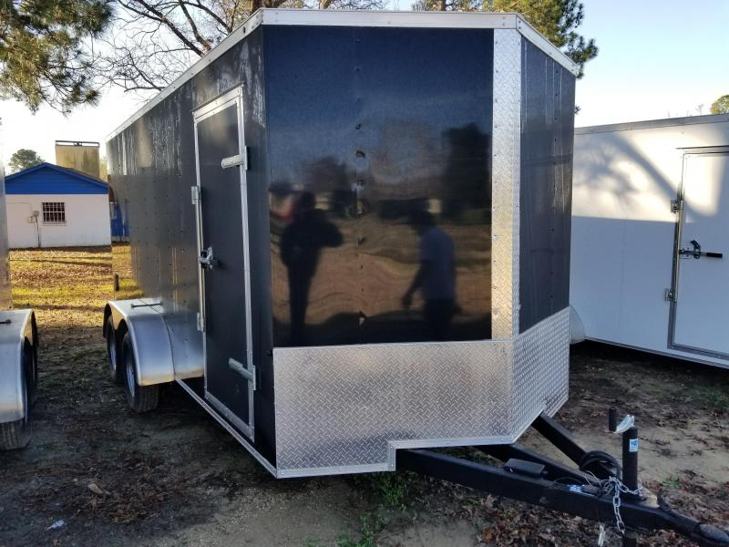 2019 Salvation Trailers 7X16 Enclosed Cargo Trailer in Ashburn, VA