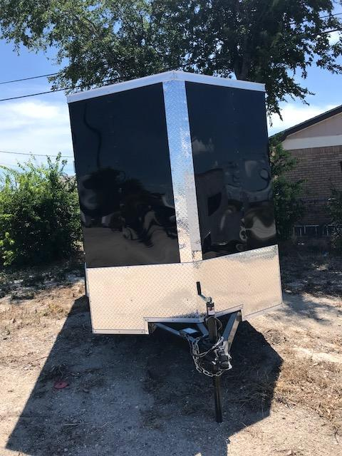 2019 Salvation Trailers 6x12SA Enclosed Cargo Trailer